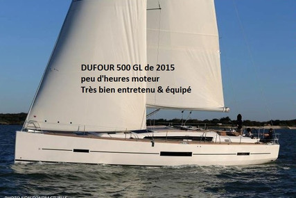 Dufour Yachts 500 Grand Large for sale in France for €293,000 (£250,931)