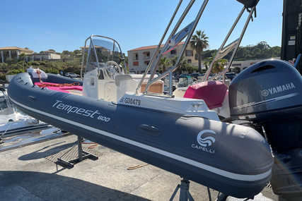 Capelli TEMPEST 600 for sale in France for €39,500 (£33,302)