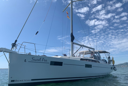 Beneteau Oceanis 41.1 for sale in Spain for €240,000 (£202,340)