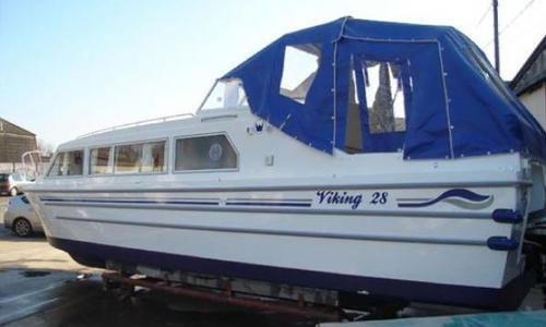 Image of Viking 28 Narrowboat Highline for sale in United Kingdom for £64,166 Wyton, United Kingdom