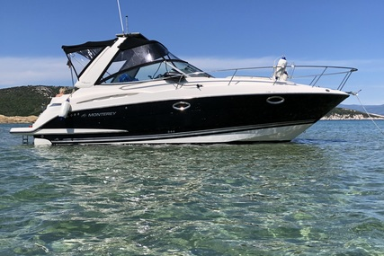 Monterey 315 for sale in Croatia for €72,000 (£61,443)
