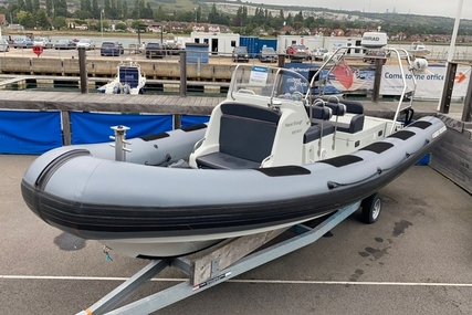 Parker Baltic RIB 750 for sale in United Kingdom for £51,995