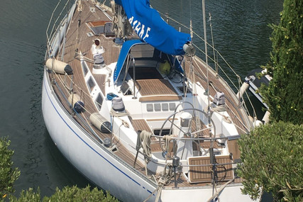 Nautor's Swan 44 for sale in France for €98,000 (£82,705)