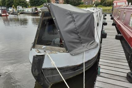 Viking Narrowboats 54ft Semi Trad called Rowan for sale in United Kingdom for £31,995