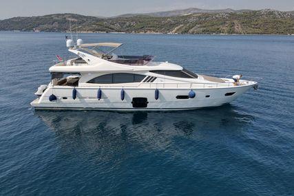 Ferretti 750 for sale in Croatia for €1,320,000 (£1,126,462)