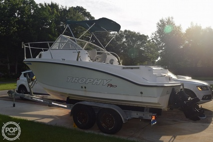 Trophy Pro 1952WA for sale in United States of America for $16,750 (£12,256)
