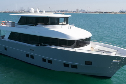 Nomad Yachts 75 SUV (Demo) for sale in United Arab Emirates for €3,250,000 (£2,783,368)