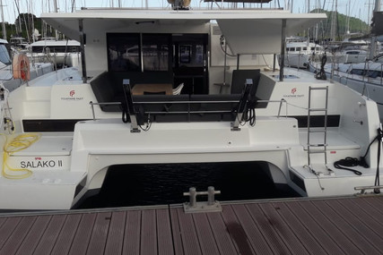 Fountaine Pajot Lucia 40 for sale in France for €395,000 (£337,085)