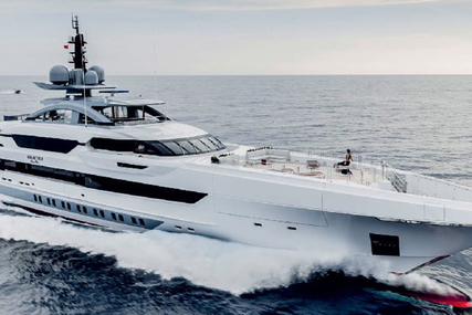 Heesen for sale in Germany for €75,000,000 (£64,231,576)