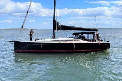 Dehler 42 for sale in Germany for €269,000 (£230,377)