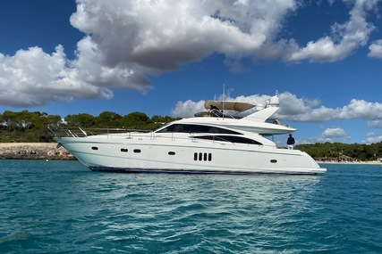 Princess 67 for sale in Croatia for €699,000 (£597,370)