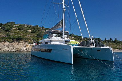 Foutaine Pajot Alegria 67 for sale in Greece for €2,650,000 (£2,236,400)