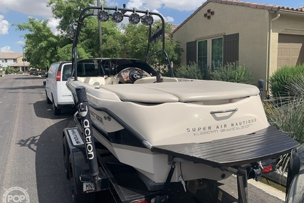Correct Craft Super Air Nautique 210 Team Edition for sale in United States of America for $34,500 (£24,988)