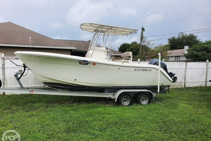 Cobia 220 CC for sale in United States of America for $44,500 (£32,517)