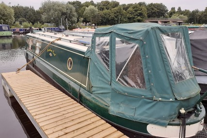 Piper Boats 38ft Narrowboat called Rainbows End for sale in United Kingdom for £35,995