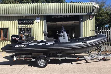 Brig Navigator 570HJ Custom for sale in United Kingdom for £38,415