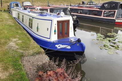 Bluewater Yachts 60ft Cruiser Stern Narrowboat called Cheers for sale in United Kingdom for £119,000