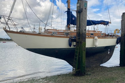 35ft BUCHANAN CRUISING YACHT for sale in United Kingdom for £55,000