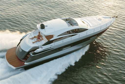 Pershing 56 for sale in Italy for €650,000 (£555,133)