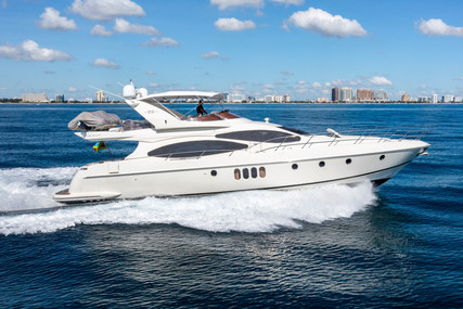 Azimut Yachts 68 Plus for sale in United States of America for $725,000 (£525,450)
