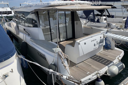 Jeanneau NC 11 for sale in France for €190,000 (£162,130)