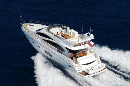 Sunseeker Manhattan 70 for sale in Turkey for €1,231,000 (£1,048,079)