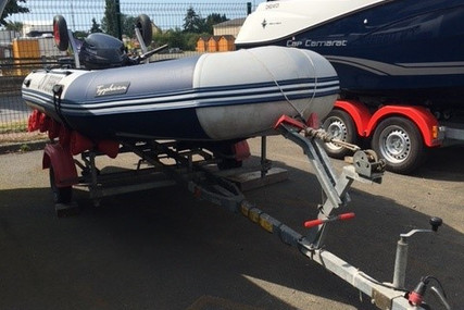 Bombard TYPHOON 420 ALU for sale in France for €2,800 (£2,389)