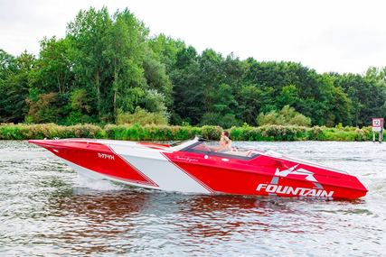 Fountain Fever 29 Reggie Signature for sale in Netherlands for €89,000 (£76,060)
