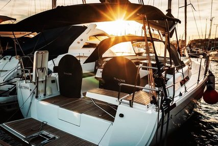 Hanse 418 for sale in Spain for €255,000 (£218,524)