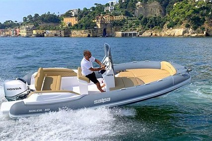 Salpa Soleil 18 for sale in Italy for €21,899 (£18,463)