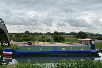 Piper Narrowboats 60 Cruiser Stern for sale in United Kingdom for £48,000