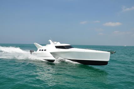 Azzum 12M Wavepiercer Trimaran for sale in Thailand for $365,000 (£267,000)