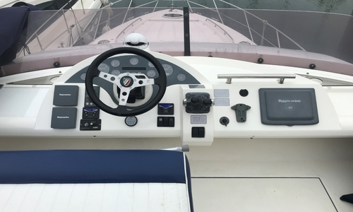 Image of Fairline Phantom 46 MKII for sale in United Kingdom for £249,950 Weymouth, United Kingdom
