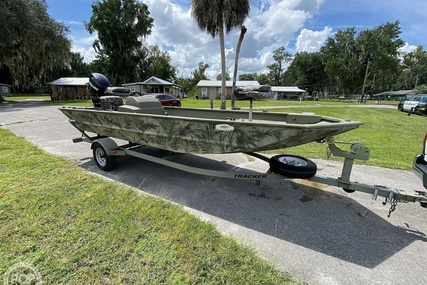 Tracker 1754SC Grizzly for sale in United States of America for $15,000 (£10,923)