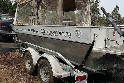Duckworth Pacific Navigator 195 for sale in United States of America for $50,000 (£36,266)