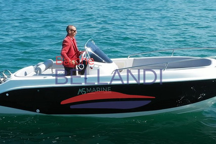 AS Marine 570 for sale in Italy for €23,000 (£19,391)
