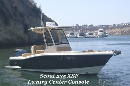 Scout 235XSF for sale in United States of America for $114,000 (£83,164)