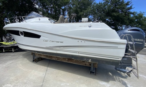 Image of Jeanneau Cap Camarat 8.5 WA for sale in United States of America for $107,000 (£77,460) St Augustine, Florida, United States of America