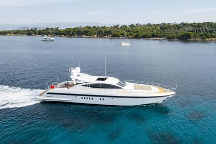 Mangusta 92 for sale in Italy for €1,490,000 (£1,271,537)