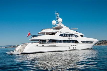 Heesen 2015 for sale in Monaco for €21,900,000 (£18,759,637)