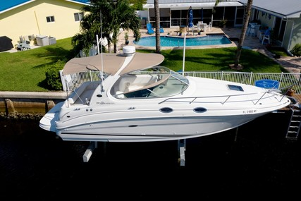Sea Ray 280 Sundancer for sale in United States of America for $64,000 (£46,688)