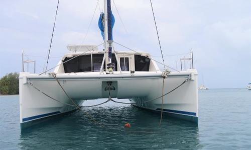 Image of Leopard 44 for sale in French Polynesia for €299,000 (£252,082) Raiatea, French Polynesia