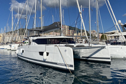 Fountaine Pajot Isla 40 for sale in France for €499,900 (£422,309)