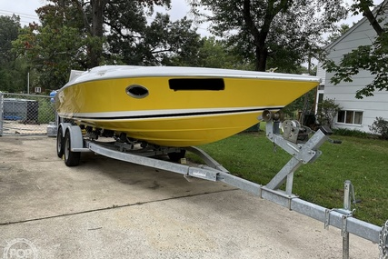 Donzi z 21 for sale in United States of America for $29,000 (£21,220)