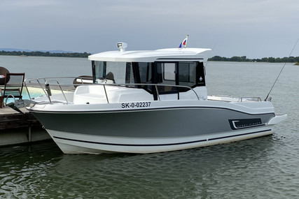 Jeanneau Merry Fisher 795 Marlin for sale in Slovakia for €57,000 (£48,153)