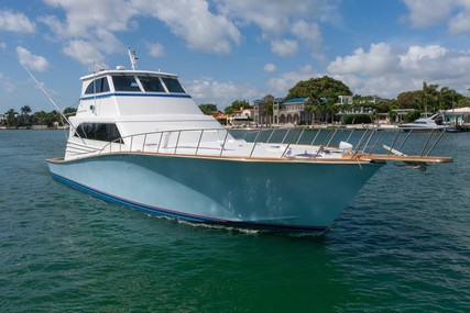 Huckins sportfish for sale in United States of America for $899,000 (£654,356)
