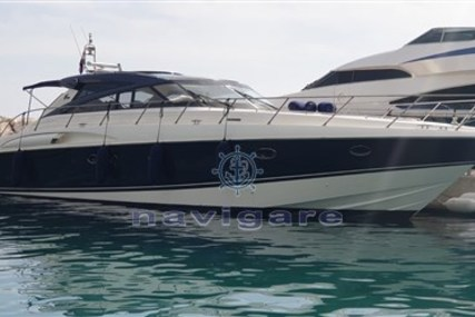 Princess V58 for sale in Italy for €490,000 (£422,541)