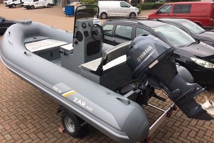 Zar Formenti RIB PRO 14 DL 4.2m RIB Package | On the Water from £14,310 for sale in United Kingdom for £14,310