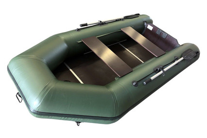 Fish 300 3.0M INFLATABLE BOAT WITH FLOORBOARDS & AIR KEEL for sale in United Kingdom for £595