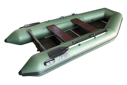 Fish 330 3.3M INFLATABLE BOAT WITH FLOORBOARDS & AIR KEEL for sale in United Kingdom for £695